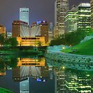 Spring Night-Omaha by Tim Wright