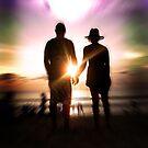 Rainbow Dawn by chelseal