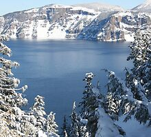 Crater Lake by Erin Flynn