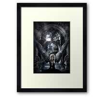 Carly Framed Print