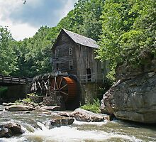 Glade Creek Grist Mill XX by Lisawv