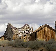 """Goodbye God! We are going to Bodie.""  by Patty Boyte"