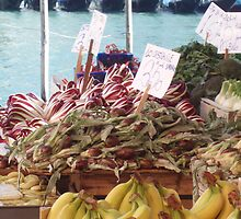 bananas and gondolas by welshcake
