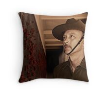 Anzac - Remembering Those Lost 1b Throw Pillow