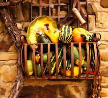 Fruit Basket by Hans Kawitzki