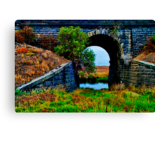 """The Viaduct"" Canvas Print"