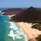 Zenith Beach by Tony Waite-Pullan