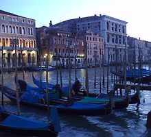 twighlight in venice by welshcake