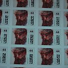 My Jesus Stamps Were Printed Finally! by RealPainter