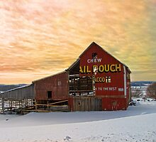 The Old Red Barn Ain't What It Used To Be by MClementReilly