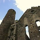 Rock of cashel.. by Finbarr Reilly