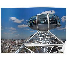 On Top of the Eye Poster