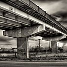 Under The Overpass by Mindy McGregor