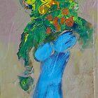 Carmen Miranda by bogoslowsky