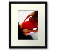 """""""Spontaneous Delight"""" Framed Print"""