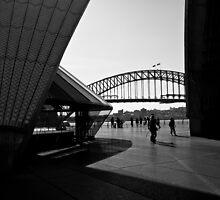 Harbour Bridge by Nathan Park
