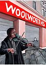 The Woolworths Lament by Margaret Sanderson