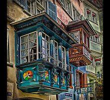 Zurich. #28 Augustinergasse by egold