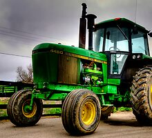 Mr Deere by Kasey Cline