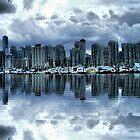 Vancouver by HighHeadArtwork