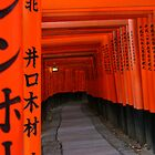Fushimi Inari Shrine 2 by fenjay