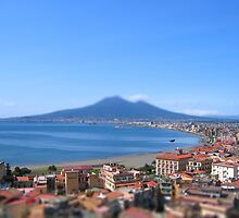 Mini Mount Vesuvius by lhyland
