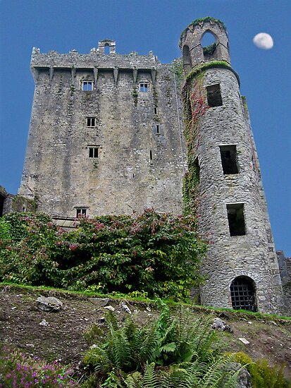 Blarney Castle by Kelly Cavanaugh