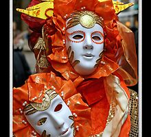 Carnival Mask by Angelo Vianello