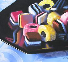 Sweets for the Sweet by Tammy Odom