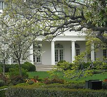 White House West Wing by mkpshay