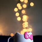 My Hello Kitty Plastic Cup by kcee