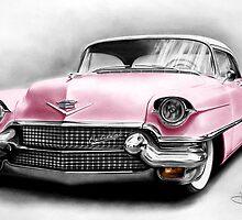 Pink Cadillac by John Harding