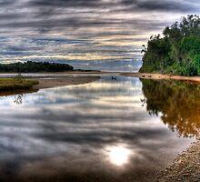 The ocean beckons by Jason Ruth