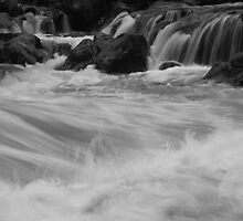 South Yuba River, charging by Lenny La Rue, IPA