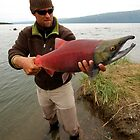 Sockeye Salmon by Gina Ruttle  (Whalegeek)