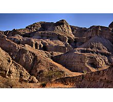 Mecca Hills Wilderness Photographic Print