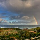 HDR Rainbow by Mark van den Hoek