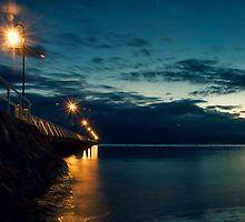 Shorncliffe at Dawn... by Nicole Goggins