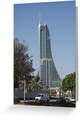 Bahrain Financial Harbour by AravindTeki