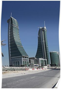 Bahrain Financial Harbour by AravindTeki