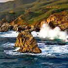 Californias Central Coast by photosbyflood