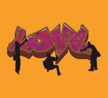 Graffiti Love by Ross Robinson