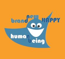 Brand New HAPPY Human Being by Freelancer
