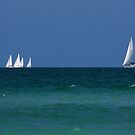 Perfect sail day by kathy s gillentine