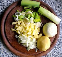 Leek & Potato Soup by Barry Norton