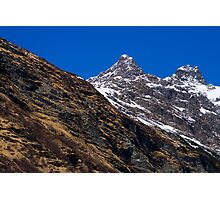 Alpine Colors Photographic Print