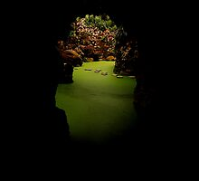 Keyhole....You opened the door by Wayne Cook