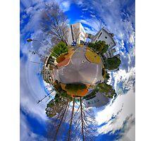 Planet Nagoya! TTI terminal... (HDR) Photographic Print