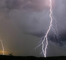 Close encounters of the lightning kind by Rodney Wallbridge