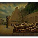 Reclining in Vaduz by egold
